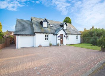 Thumbnail 5 bed detached house for sale in The Paddock, Comrie