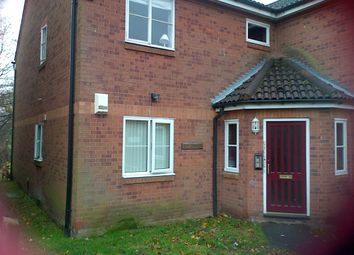 Thumbnail 1 bed flat to rent in Riverside Close, Warrington
