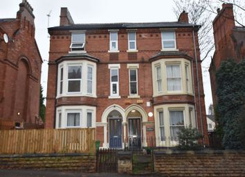 Thumbnail Studio to rent in Foxhall Road, Nottingham