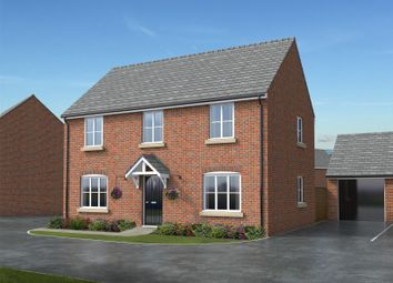 Thumbnail 4 bed detached house for sale in The Gorey, Kingstone, Hereford