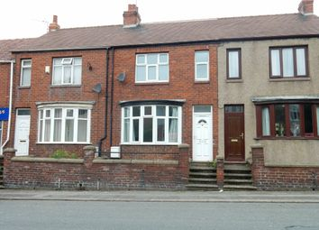 Thumbnail 3 bed terraced house to rent in Alhambra Terrace, Fishburn, Stockton-On-Tees
