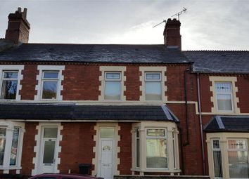 Thumbnail 2 bedroom terraced house to rent in Wyndham Street, Barry