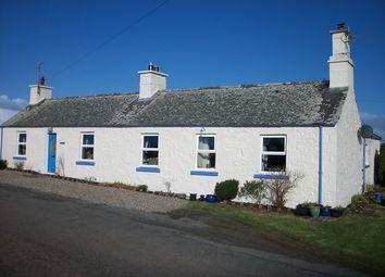 Thumbnail 3 bed cottage for sale in Kirkcolm, Stranraer