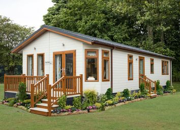 Thumbnail 2 bed lodge for sale in Great Salkeld, Penrith