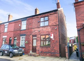 Thumbnail 3 bedroom end terrace house for sale in Moorland Road, Woodsmoor, Stockport, Cheshire
