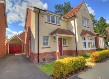 Thumbnail 4 bed detached house for sale in Chapel Rise, Rednal, Birmingham