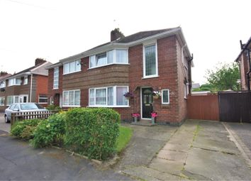 Thumbnail 3 bed semi-detached house for sale in Broom Leys Avenue, Coalville