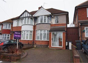 Thumbnail 2 bed semi-detached house for sale in Duncroft Road, Sheldon, Birmingham