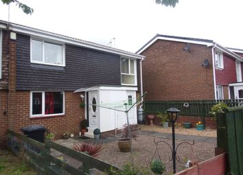 Thumbnail 2 bedroom flat for sale in College Road, Ashington