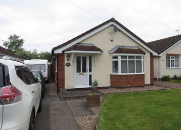 Thumbnail 3 bed detached bungalow for sale in Bancroft Close, Hilton, Derby