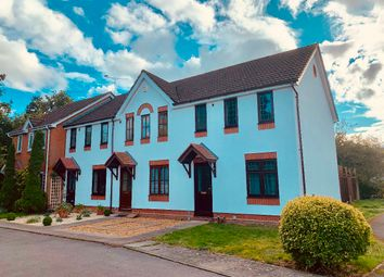 Thumbnail 2 bed terraced house to rent in Gower Park, College Town, Sandhurst