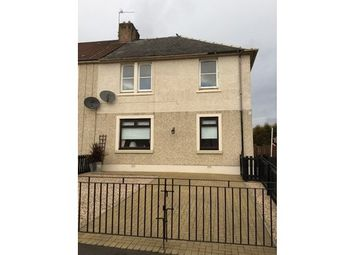 Thumbnail 1 bed flat to rent in Monkland View Crescent, Bargeddie
