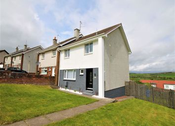 Thumbnail 3 bed property for sale in Dalhanna Drive, New Cumnock, Cumnock