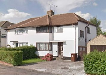 Thumbnail 3 bedroom semi-detached house to rent in Mildred Avenue, Borehamwood