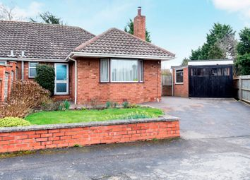 Thumbnail 2 bedroom semi-detached bungalow for sale in Elm Close, Southam