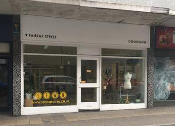 Thumbnail Retail premises to let in 9 Fairfax Street, Bristol, Bristol