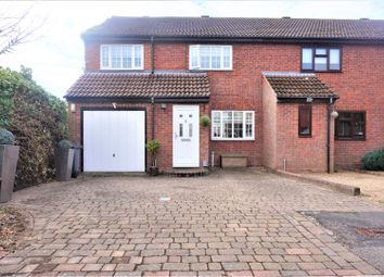 Thumbnail 3 bed end terrace house for sale in Mundells, Waltham Cross