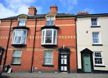 Thumbnail 3 bed terraced house to rent in Crescent Villas, Crescent Street, Newtown, Powys