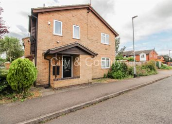 Thumbnail 2 bed end terrace house for sale in Sunnymead, Werrington, Peterborough