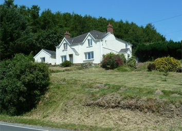 Thumbnail 4 bed detached house for sale in Tanybanc, Cenarth, Newcastle Emlyn, Ceredigion