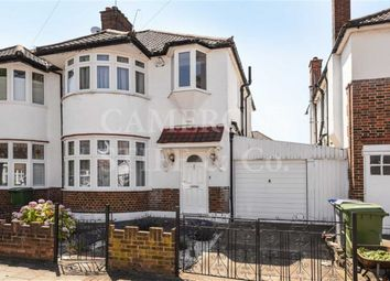 Thumbnail 3 bed semi-detached house for sale in Helena Road, Dollis Hill, London