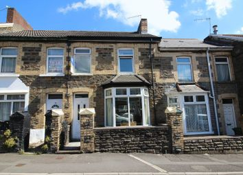 Thumbnail 3 bed terraced house for sale in King Street, Treforest, Pontypridd