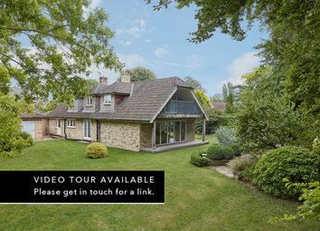 Thumbnail 5 bed detached house for sale in Bar Close, Stapleford, Cambridge