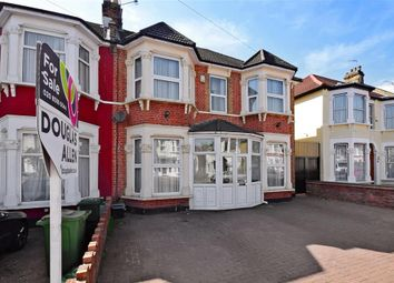 Thumbnail 5 bed end terrace house for sale in Kingswood Road, Goodmayes, Essex