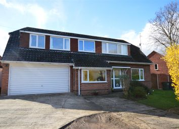 Thumbnail 4 bed detached house for sale in Allans Meadow, Neston
