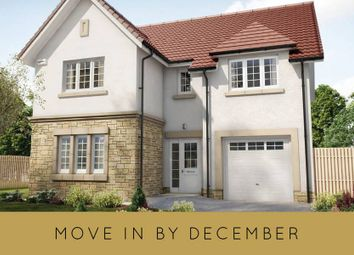 """Thumbnail 4 bed detached house for sale in """"The Cleland"""" at Hillview Gardens, Nivensknowe Park, Loanhead"""