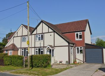 3 bed semi-detached house for sale in Purkiss Close, Woodlands, Southampton SO40