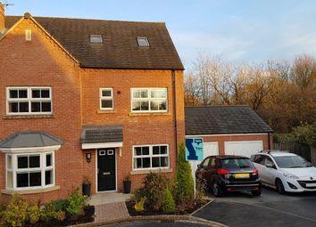 Thumbnail 6 bed detached house for sale in Noble Court, Knaresborough