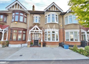Thumbnail 3 bed terraced house for sale in Hatley Avenue, Ilford