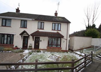 Thumbnail 3 bed semi-detached house to rent in Windmill Gardens, Ballynahinch, Down