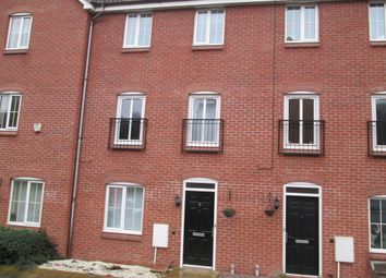 Thumbnail 5 bedroom town house to rent in Chervil Close, Clayton, Newcastle-Under-Lyme