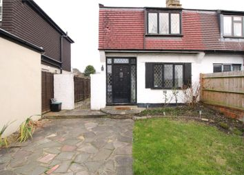 Thumbnail 3 bed semi-detached house to rent in Grasmere Road, Orpington, Kent