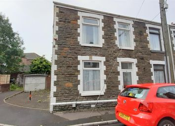 Thumbnail 3 bed end terrace house for sale in Eva Street, Neath
