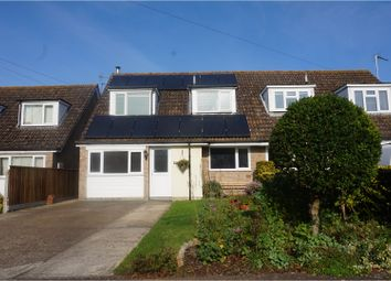 Thumbnail 3 bedroom semi-detached house for sale in The Croft, Bardwell