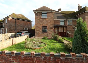Thumbnail 3 bed semi-detached house for sale in Woodpecker Way, Eastleigh, Hampshire