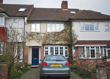 Thumbnail 3 bed terraced house to rent in Gloucester Road, Twickenham