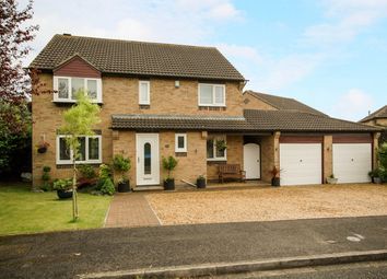 Thumbnail 4 bed detached house for sale in Winpenny Close, Yarm