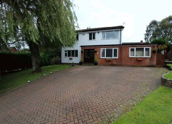 Thumbnail 4 bed detached house to rent in Philips Drive, Whitefield, Manchester