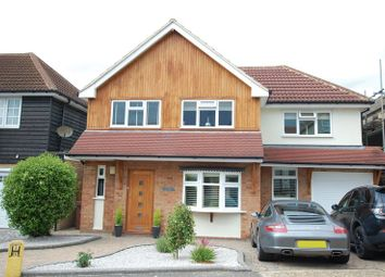 Thumbnail 4 bed detached house for sale in Penn Close, Orsett, Grays