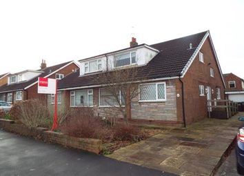 Thumbnail 2 bed semi-detached bungalow for sale in 54 Clanfield, Fulwood, Preston