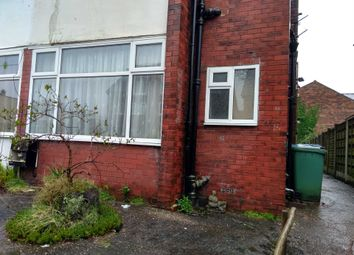 Thumbnail 1 bed flat to rent in Kingswood Road, Prestwich, Manchester