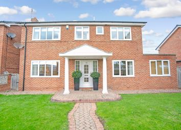 Thumbnail 4 bed detached house for sale in Chingford Grove, Stockton-On-Tees