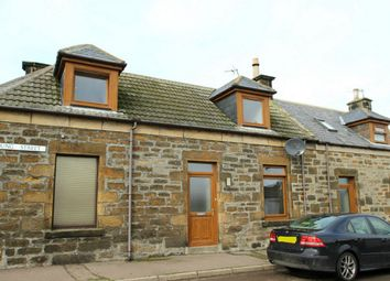 Thumbnail 2 bedroom semi-detached house for sale in Young Street, Burghead, Moray