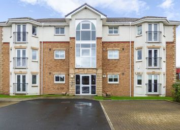 Thumbnail 2 bed flat for sale in Ceres Place, Motherwell