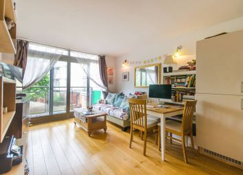 Thumbnail 1 bed flat for sale in Becquerel Court, Greenwich