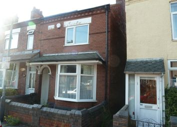 Thumbnail 3 bed terraced house to rent in Oaston Road, Nuneaton